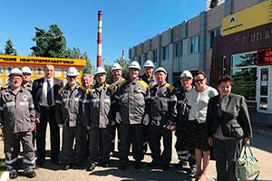 Организационное заседания членов Совета главных механиков нефтеперерабатывающих и нефтехимических предприятий России и СНГ